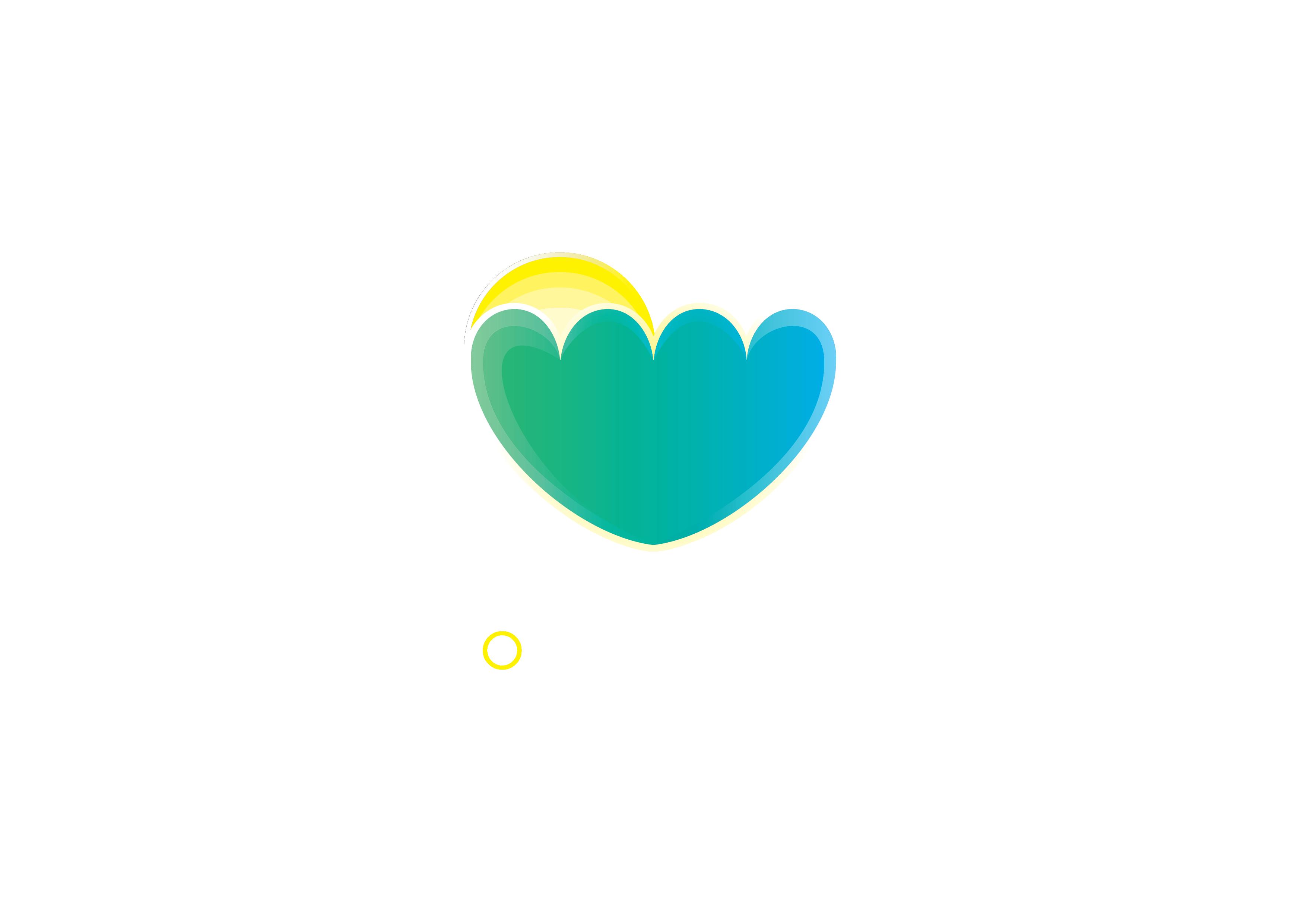 I love Palanga Logotipas